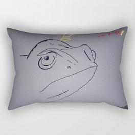 Ay Wuey! Rectangular Pillow