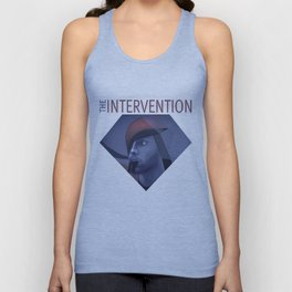 The Intervention Unisex Tank Top