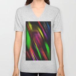 Abstrakt Concept Unisex V-Neck