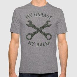 My garage T-shirt
