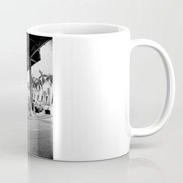 Taaaxi! [Black & White] Coffee Mug