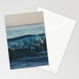 the wave ... Stationery Cards