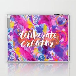 Deliberate Creator Laptop & iPad Skin