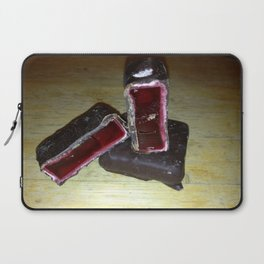 Raspberry Chocolate Jewel Laptop Sleeve