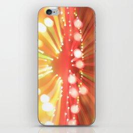 beaming no. 361 iPhone Skin