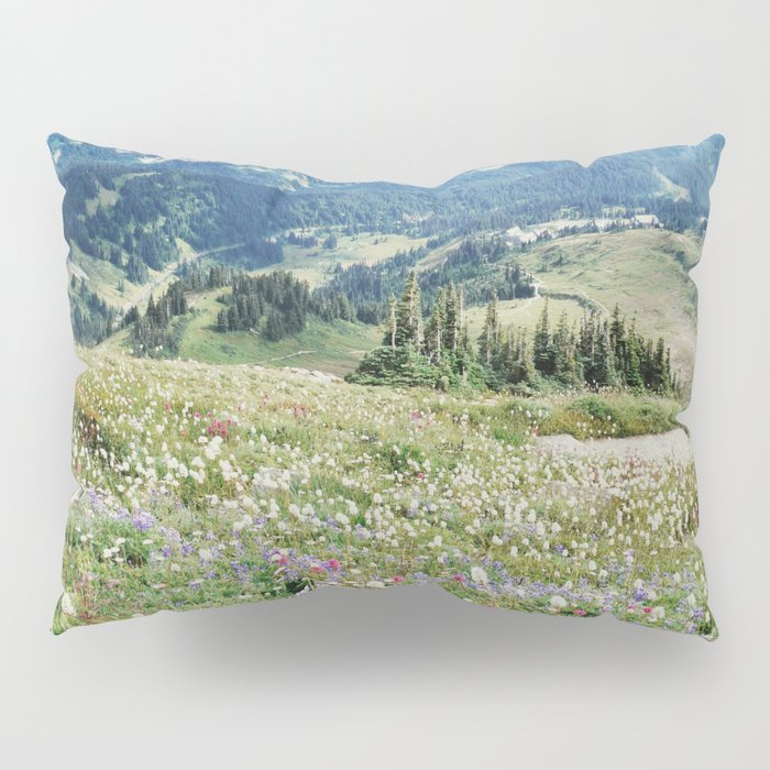 Wildflower Meadow Pillow Sham