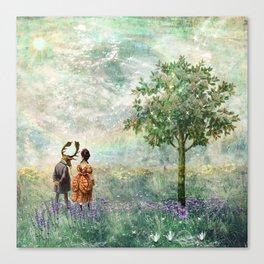 Love Is Strange Canvas Print