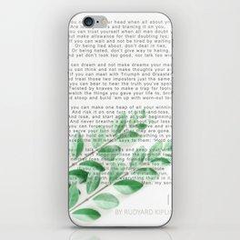 If iPhone Skin