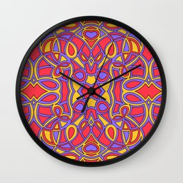 Yes Ma'am Wall Clock