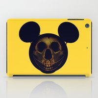 mickey iPad Cases featuring Mickey by nicebleed