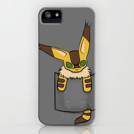 Pocket Teto (Fox Squirrel) iPhone Case