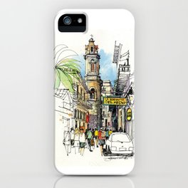 La Bodeguita del Medio, Havana iPhone Case