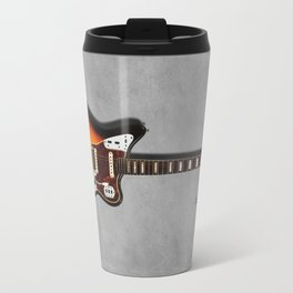 The Jaguar Guitar 1967 Travel Mug