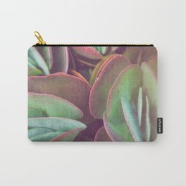 Jade + Pink Carry-All Pouch