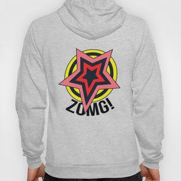 ZOMG! Anime Cosplay with Stars Hoody