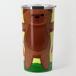 Strong Bear Travel Mug
