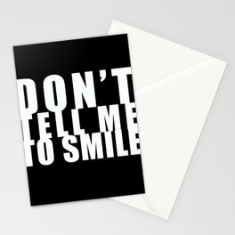 """""""You're Not Cute"""" Stationery Cards"""