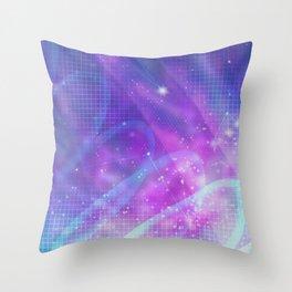 Spacebabe Throw Pillow