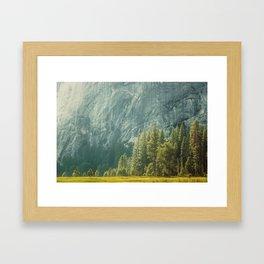 Yosemite Valley VII Framed Art Print