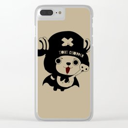 chopper Clear iPhone Case
