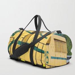 Engine 216 - The Yellow Bird Duffle Bag