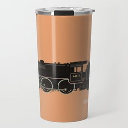 Stanier Black 5 4-6-0 Travel Mug