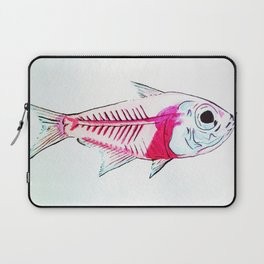 My First Water Color Laptop Sleeve