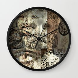 Phillip of Macedon series 10 Wall Clock