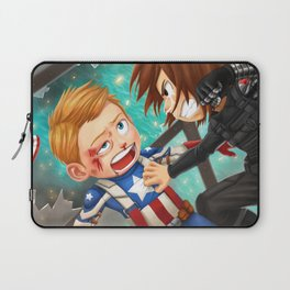 To the End of the Line Laptop Sleeve