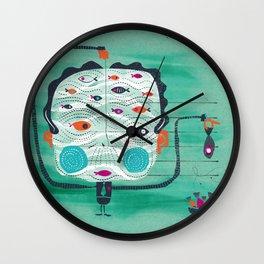 Lots of ideas Wall Clock