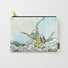 Talking to the Moon Carry-All Pouch