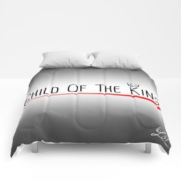 Child Of The King Comforters