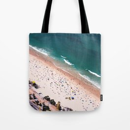 Day of Beach Tote Bag