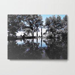 Kings Walden Metal Print