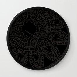 Leela's Secret Wall Clock