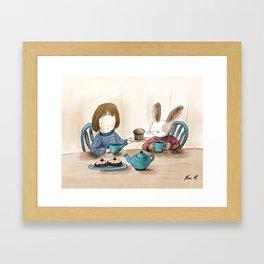 Afternoon Tea  Framed Art Print