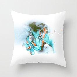 PAPERCUT | Troye Sivan Inspired Artwork Throw Pillow