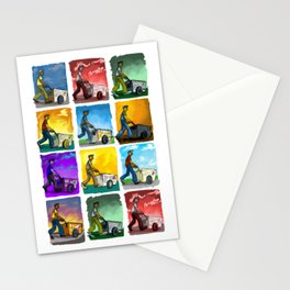 Paletero Tiles Stationery Cards