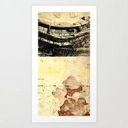 moodboard No.12 Art Print