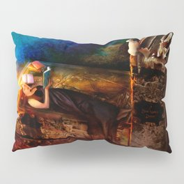 Ex Libris - A Book Lover's Dream Pillow Sham