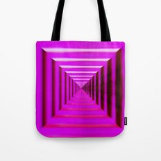 Purple Abyss Tote Bag