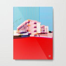 Bauhaus · Das Bauhaus 6 Metal Print