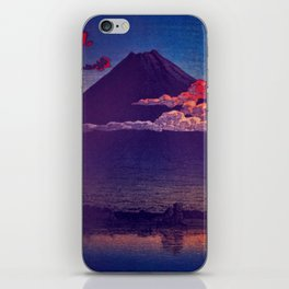 A Sunset for Hara iPhone Skin