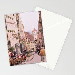 Rothenburg ob der Tauber Bavaria Stationery Cards
