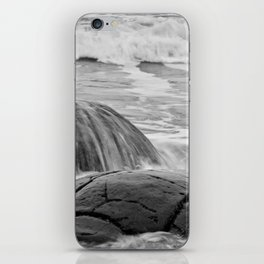 Rocky Shore Icing iPhone Skin