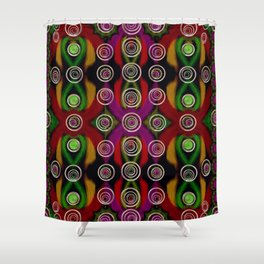 There The Faeries  Live Shower Curtain