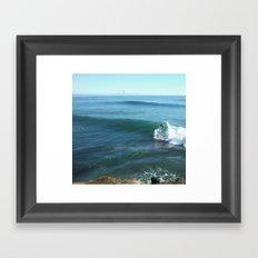 kelly slater Framed Art Print