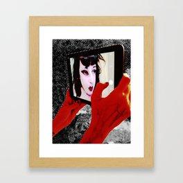 ZOMBEAUTY Framed Art Print