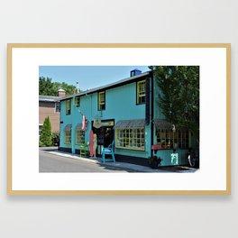Summer Daydreams Framed Art Print