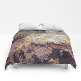 Colorful Strata Comforters